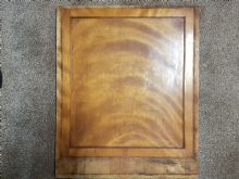 RMS Olympic Walnut Satinwood Panel